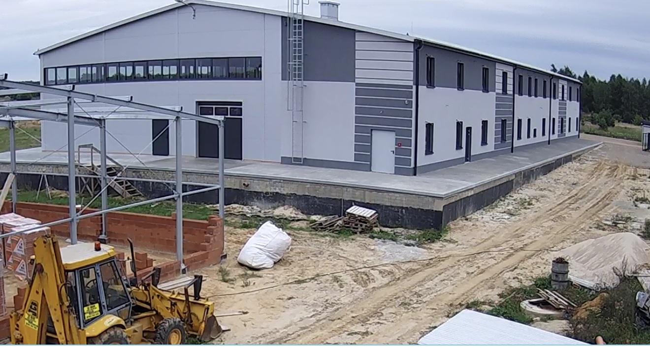 budowa hali